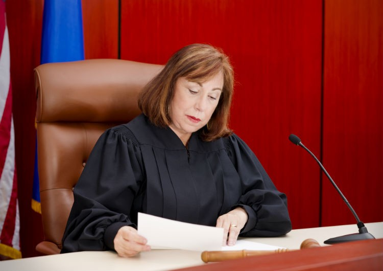 Probate judge